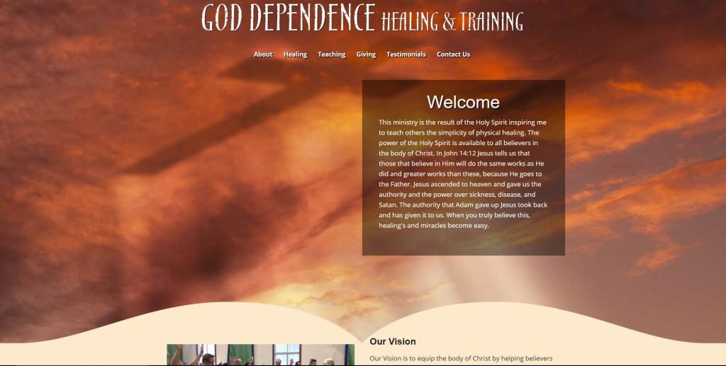 god dependence