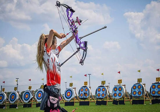 rising phoenix archery